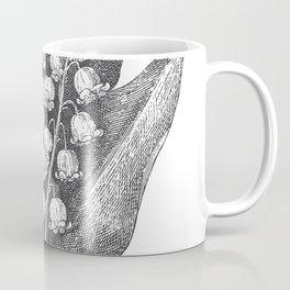 Vintage Snowdrops Coffee Mug
