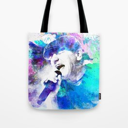 Brian Johnson Tote Bag