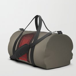 Red door in The Haunting of House Duffle Bag