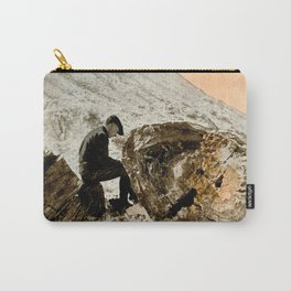 Vintage Petrified Forest National Park Illustrative Poster (1919) Carry-All Pouch