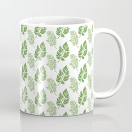 Dill and Parsley Coffee Mug