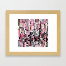 Critical Mass Framed Art Print