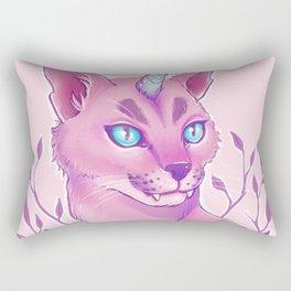 Lynxicorn Rectangular Pillow