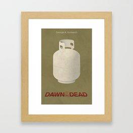Dawn of the Dead Framed Art Print