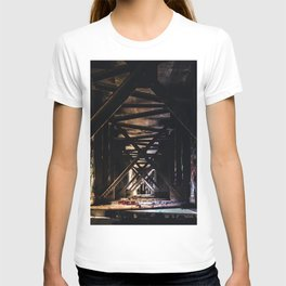 An Artist's Wonderful Bridge T-shirt