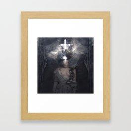 Excommunication Framed Art Print