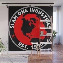 Slam 1 Industries Global Red Sea Wall Mural