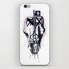 Smaller Gods II iPhone & iPod Skin