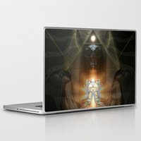 egypt Laptop & iPad Skins featuring Egypt by Filip Klein