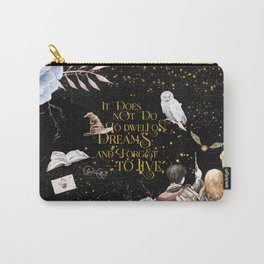 To Dwell On Dreams Carry-All Pouch