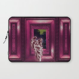 Angel of Bristol (PINK) Laptop Sleeve