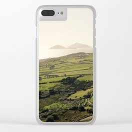 Ring of Kerry Clear iPhone Case