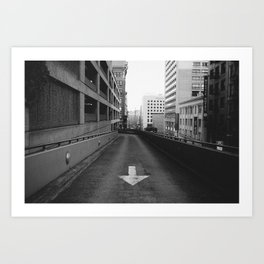 San Francisco 8890 Art Print
