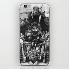 L'octole XIV iPhone & iPod Skin