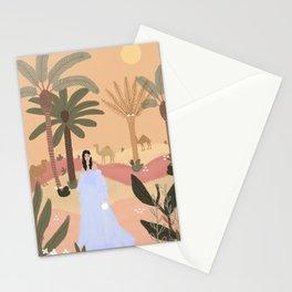 Desert Goddess Stationery Cards