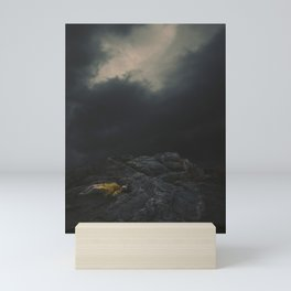 In the Shallow of the Night Mini Art Print