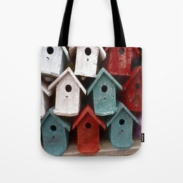 My house is my castle Tote Bag