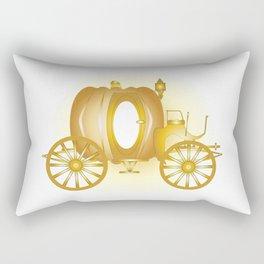 Magic Carriage Rectangular Pillow