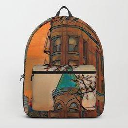 Gooderham Building - Toronto, Canada Backpack