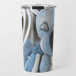 3D Objective Travel Mug