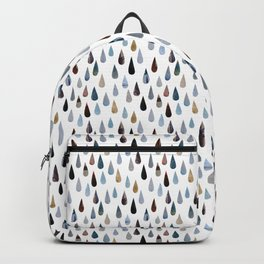 Pattern Project / Collage Drops Backpack