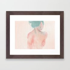 Something About Women IV Framed Art Print