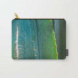 Scarred Succulent Carry-All Pouch