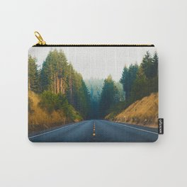 The Road Again (Color) Carry-All Pouch