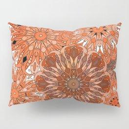Boho Mandela Pattern 5 Pillow Sham