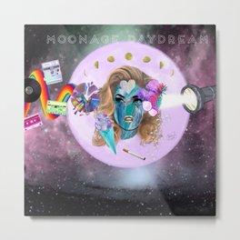 Moonage Daydream Metal Print