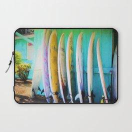 surfboards Laptop Sleeve