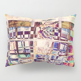 Spectral Structure Pillow Sham