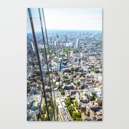View from Shard Canvas Print