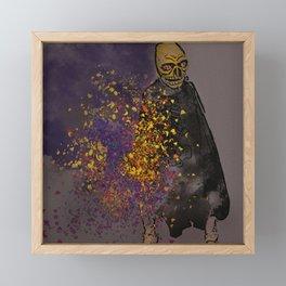 Day of the Dead Framed Mini Art Print
