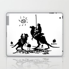 Han Quixote Laptop & iPad Skin