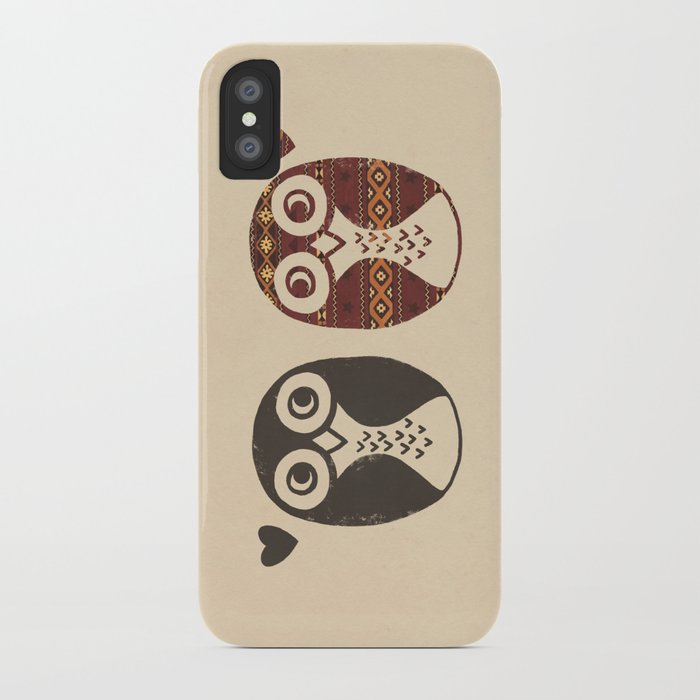 Opposites Attract iPhone Case