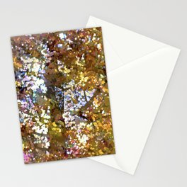 Abstract 293 Stationery Cards