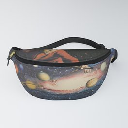 Space Pool Fanny Pack