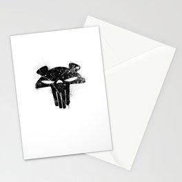 The Mega Plush Skull Stationery Cards
