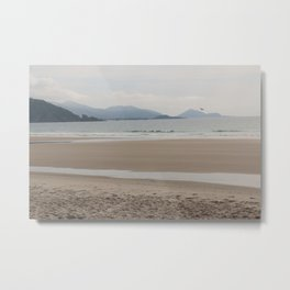 Sister's Beach - Tasmania - Aus* Metal Print