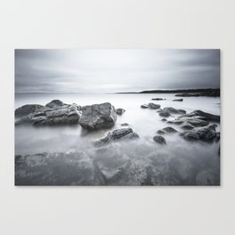 Seton Coast Canvas Print