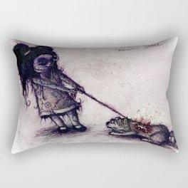 Come on! Rectangular Pillow