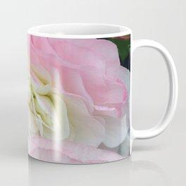 Double Begonia Coffee Mug