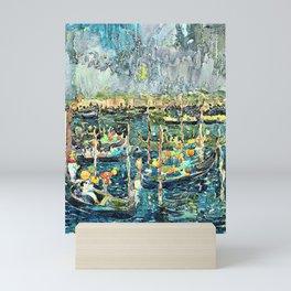 12,000pixel-500dpi - Maurice Brazil Prendergast - Festival, Venice - Digital Remastered Edition Mini Art Print