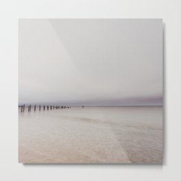 untitled beach II ...  Metal Print