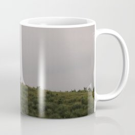 nature moutain in JEJU_by 502 Coffee Mug