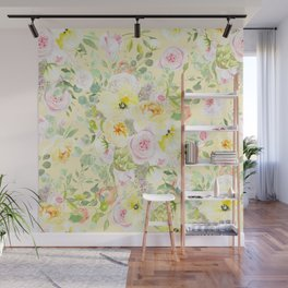 Doro Floral Wall Mural