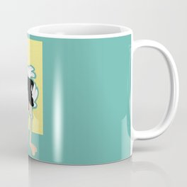 Not so mentally stable ostrich Coffee Mug