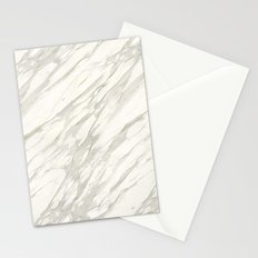 Calacatta gold Stationery Cards