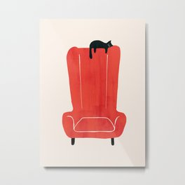 Mood : how to make the most of everyday Metal Print